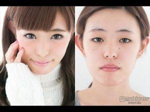 日本人の一般人のビフォーアフター