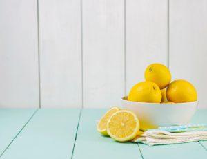 レモンにはいろんな効果がある