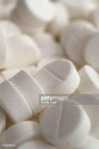 禁止されている薬物